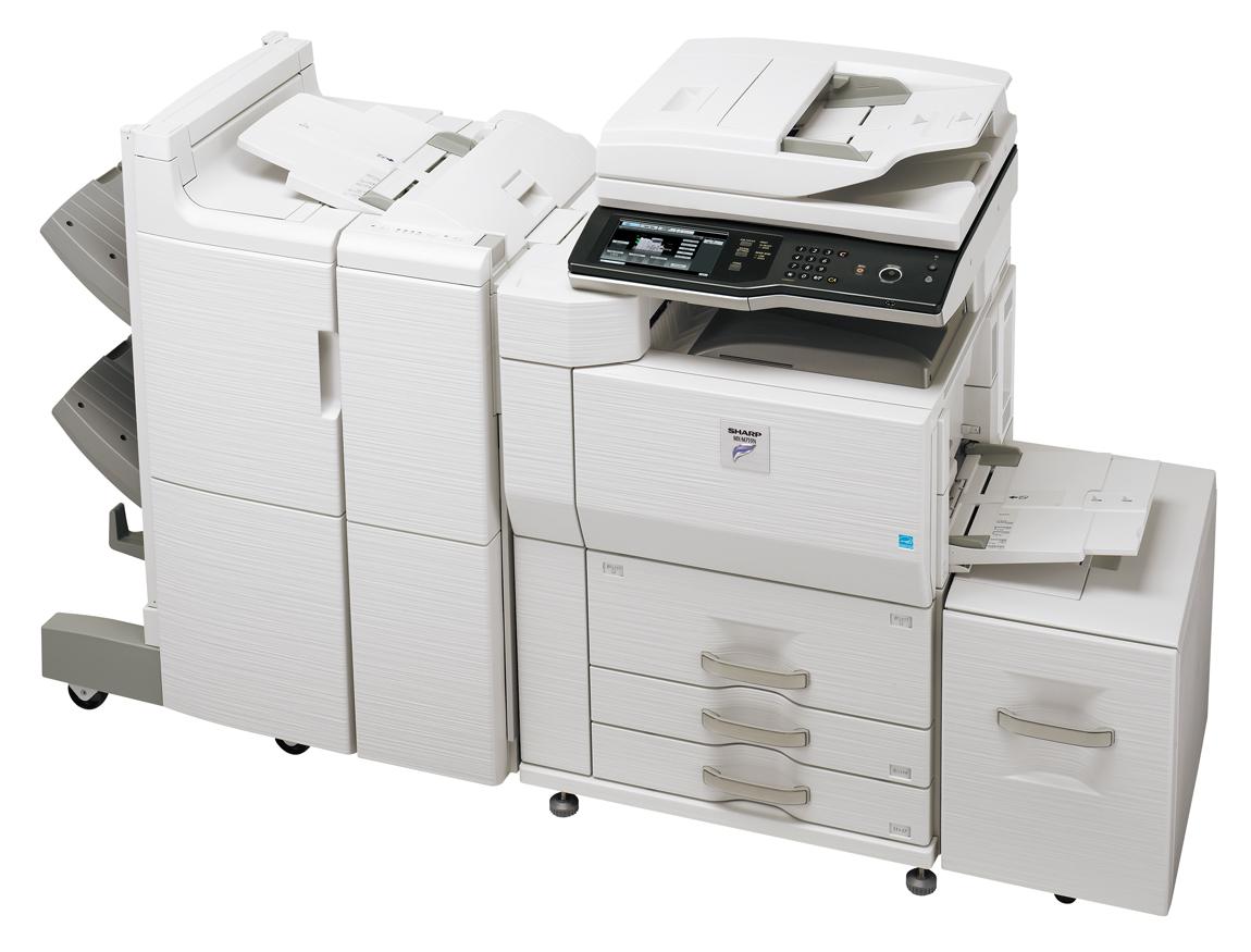 Sharp MXN Printer Driver Download & Installations