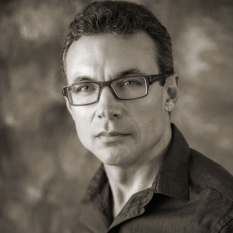 Larry Schultz Sepia