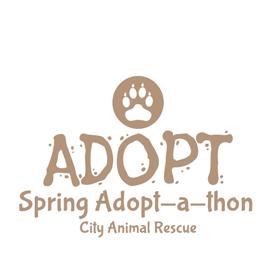adoption Men's Custom T-Shirt Logo
