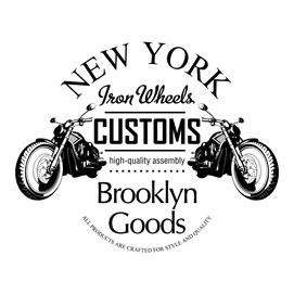 Motorcycle Custom T-Shirt