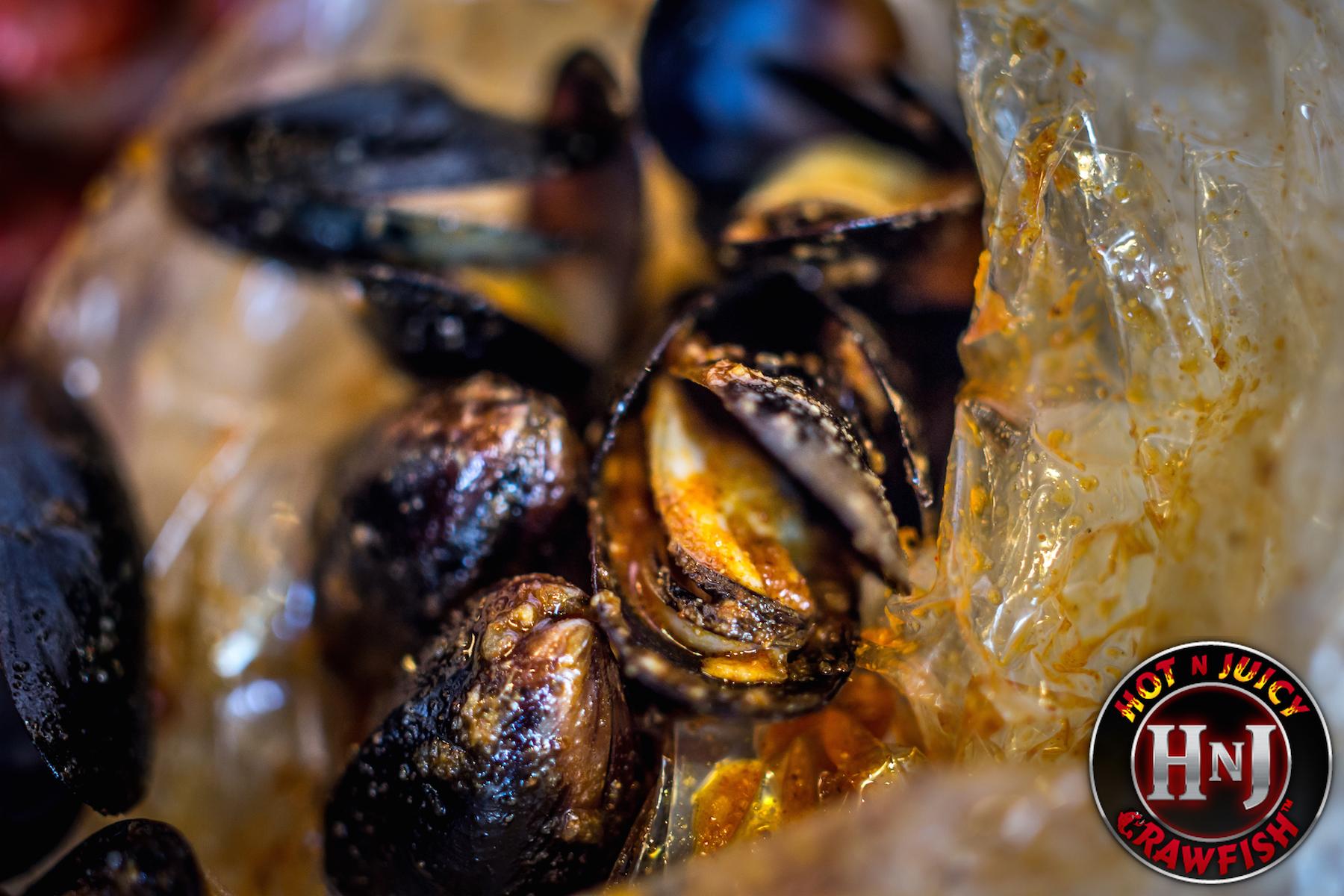 By The Pound Hot N Juicy Crawfish Menu