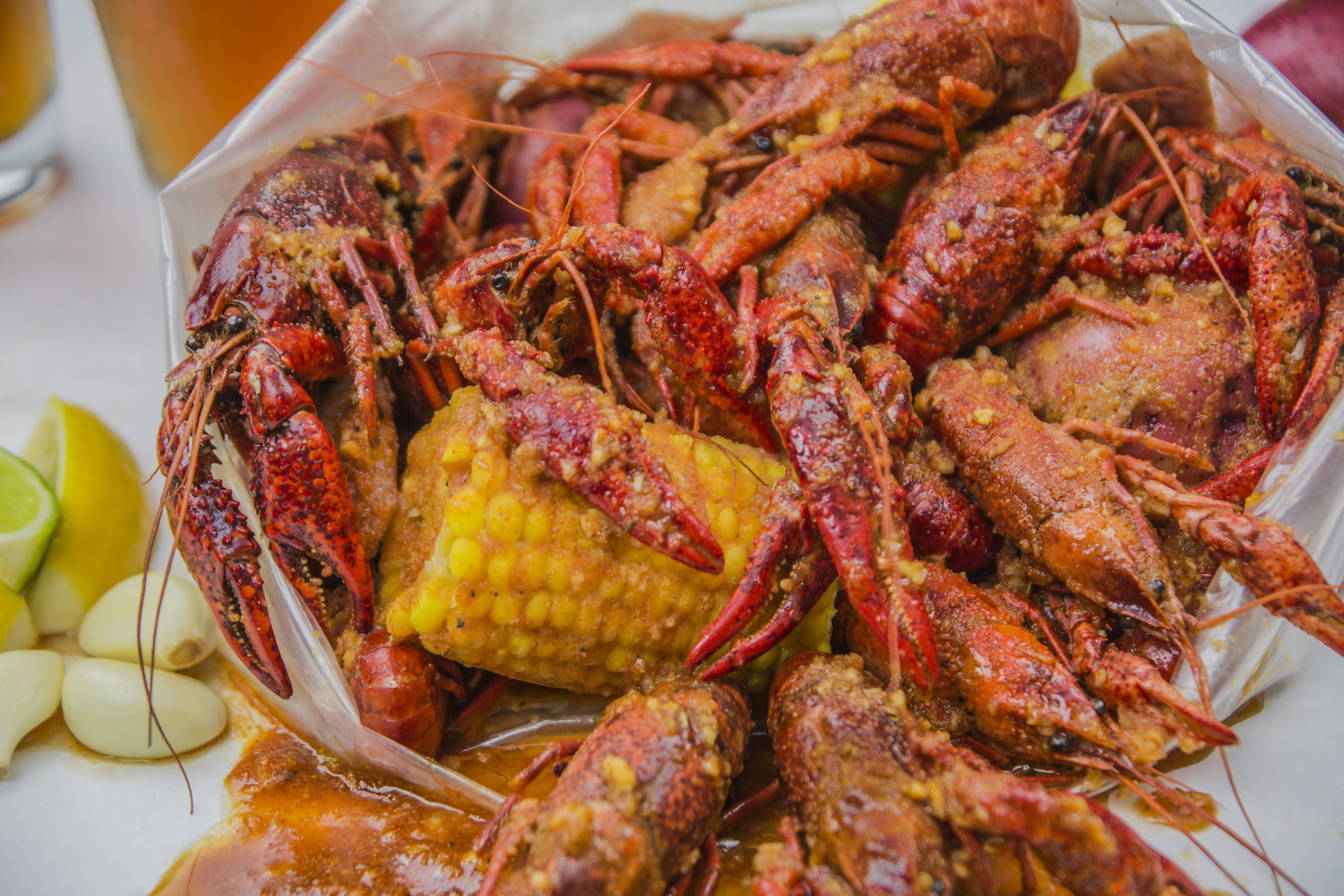 By The Pound | Hot N Juicy Crawfish - Menu