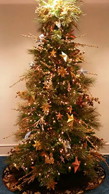 Atlanta Commercial Christmas Decor
