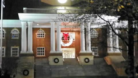Hiram Commercial Municipality Lighting