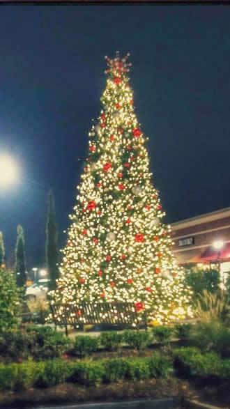 Atlanta Christmas Tree Lighting