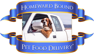 Image result for homeward bound pet food logo