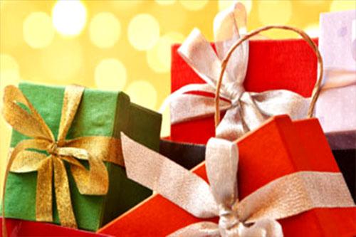 Uvioinix transports gifts