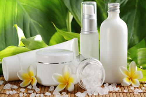 Uvioinix transports cosmetics