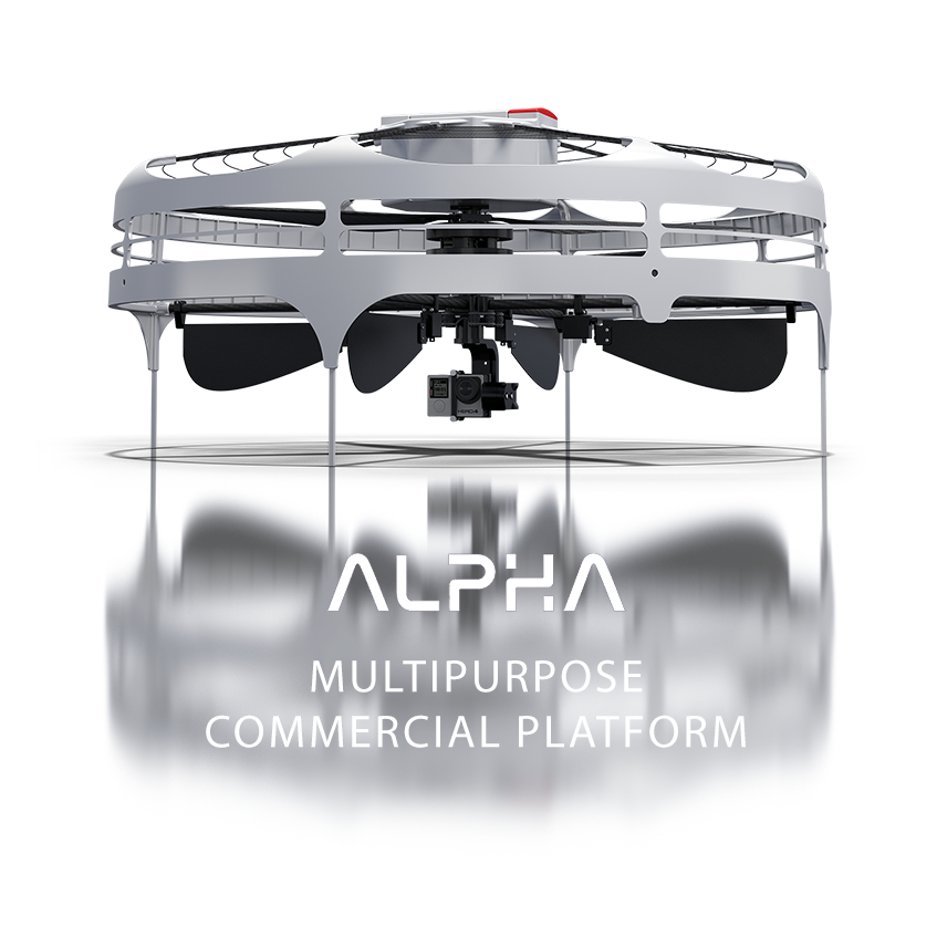 ALPHA Multipurpose Commercial UAV