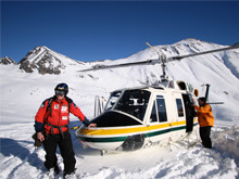 Heli skiing, Mike Weigle, British Columbia