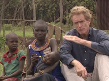 Shooting PBS Documentary, Kenya