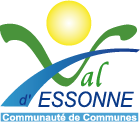 Logo CC Val d'Essonne
