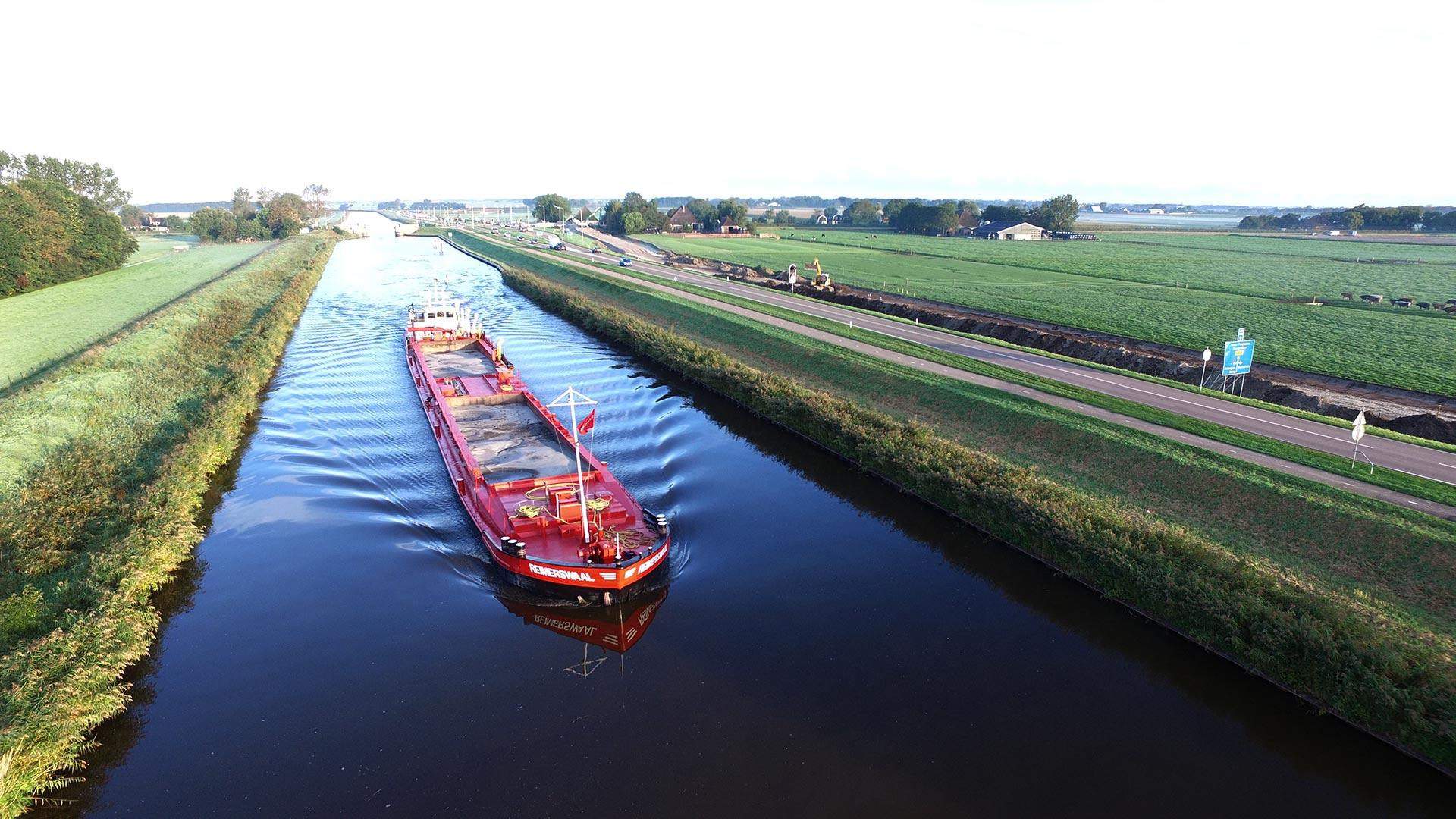Binnenwater transport