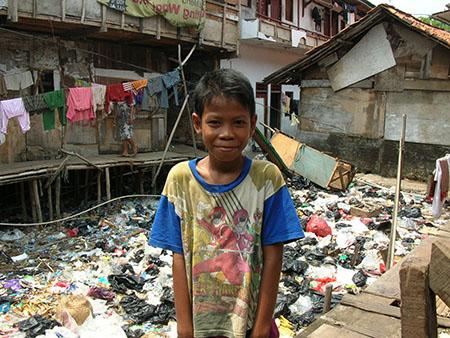 Image of people in the communities we work in.
