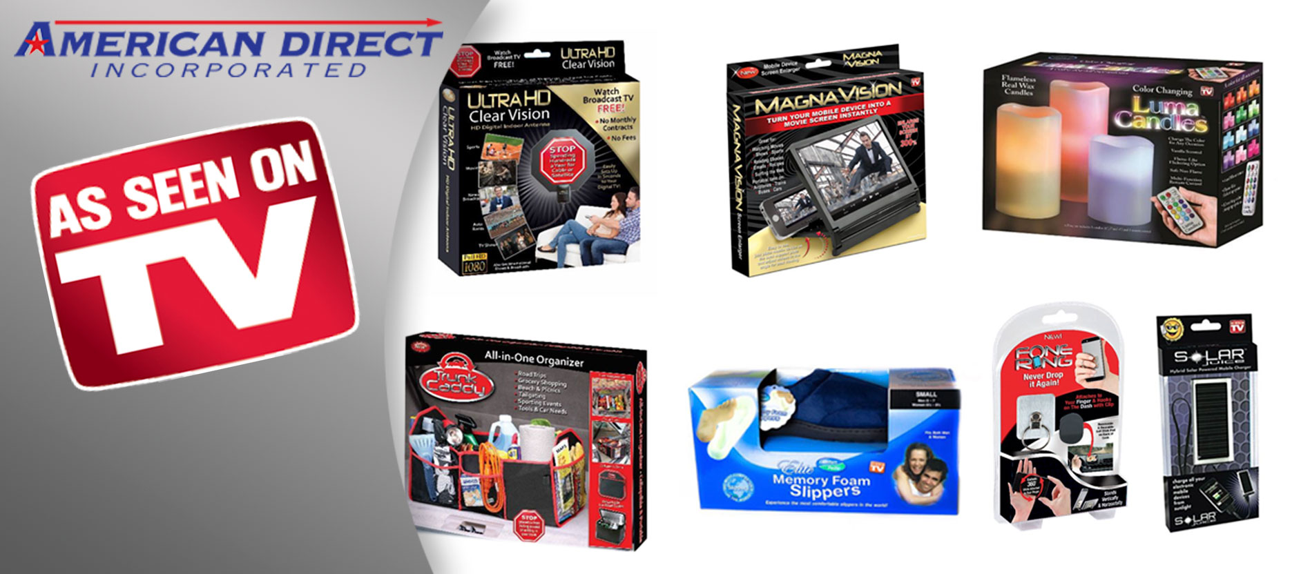 as seen on tv product submission