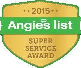 Angie's List Badge 2015