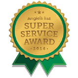 Angie's List Badge 2014