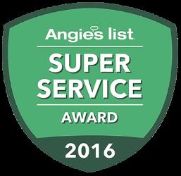 Angie's List Badge 2016