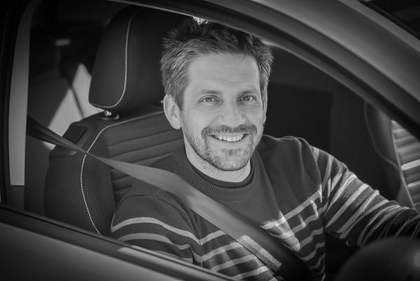 Moniteur Mathieu Thuner de M-MOTION Auto-Ecole