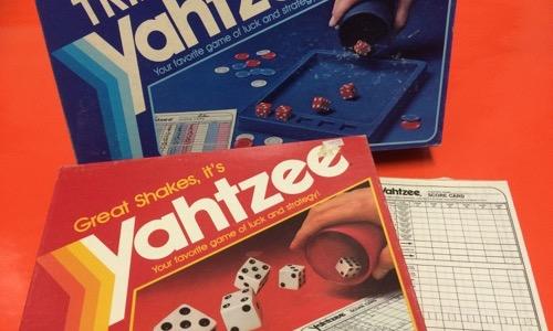Yahtzee and Triple Yahtzee