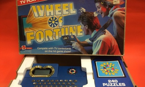TV Play Along Wheel of Fortune