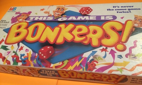 This Game is Bonkers board game