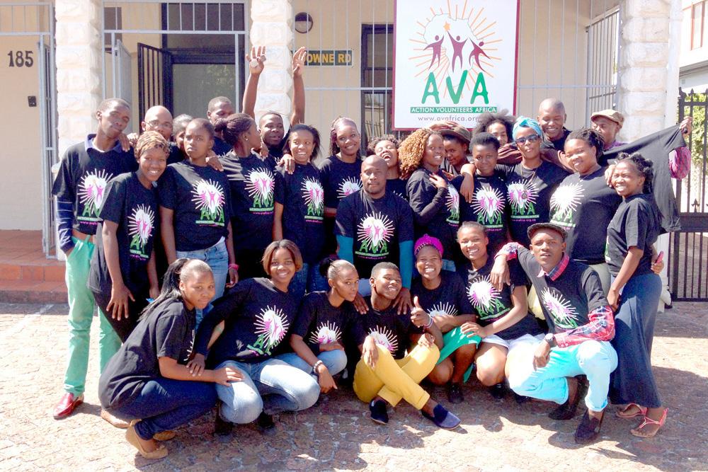 Action Volunteers Africa 2013