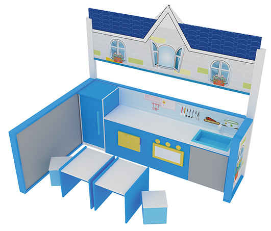 Kitchen Playhouse