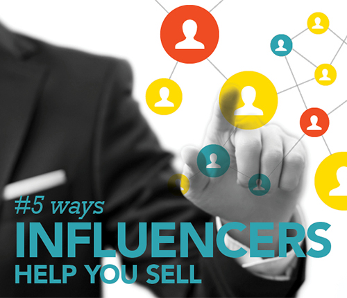 Social Selling: 5 Ways Influencers Help You Sell