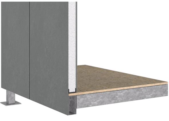 Kit Homes Floor Panel