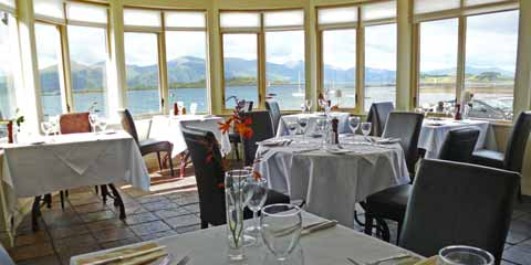 The Pierhouse seafood restaurant