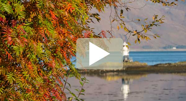 The Pierhouse Hotel & Seafood Restaurant autumn getaway: video