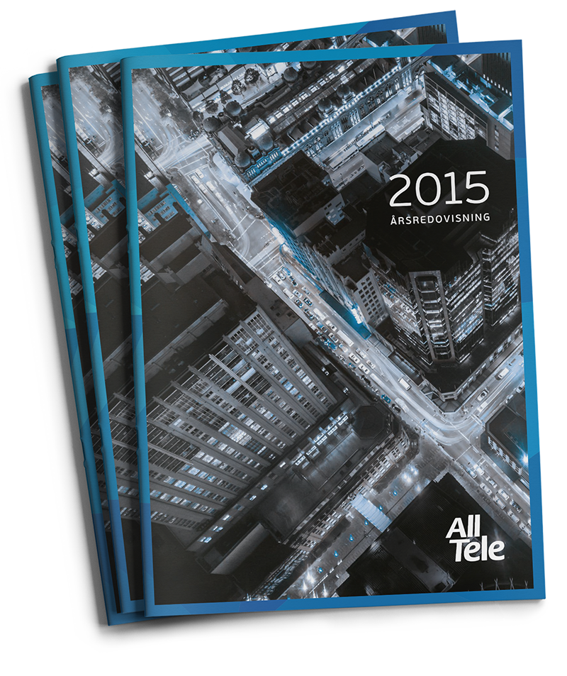 AllTele annual report 2015