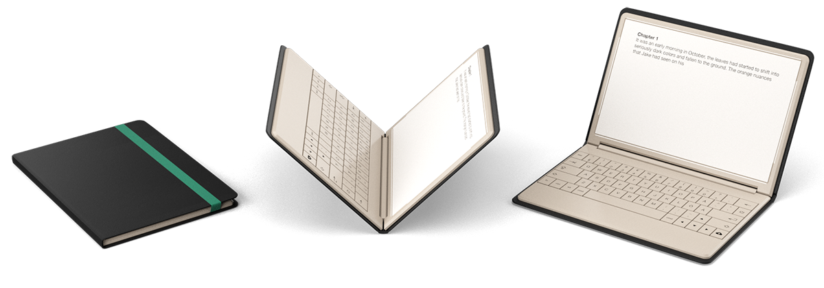 Ligtwriter digital notebook