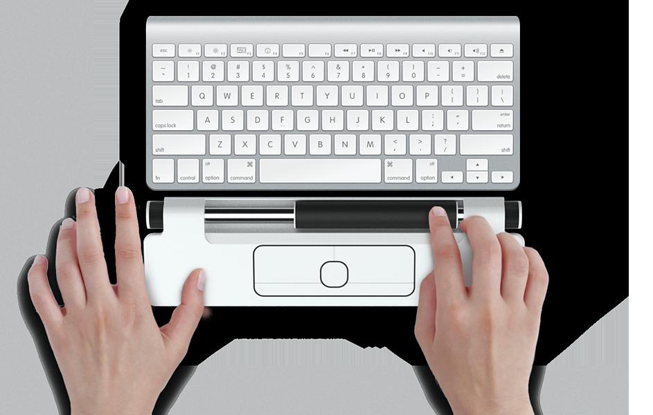 Eurooffice Trackbar with keyboard