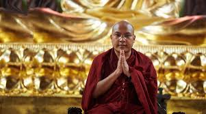 H.H. the Karmapa in London