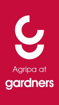 Agripa at Gardners