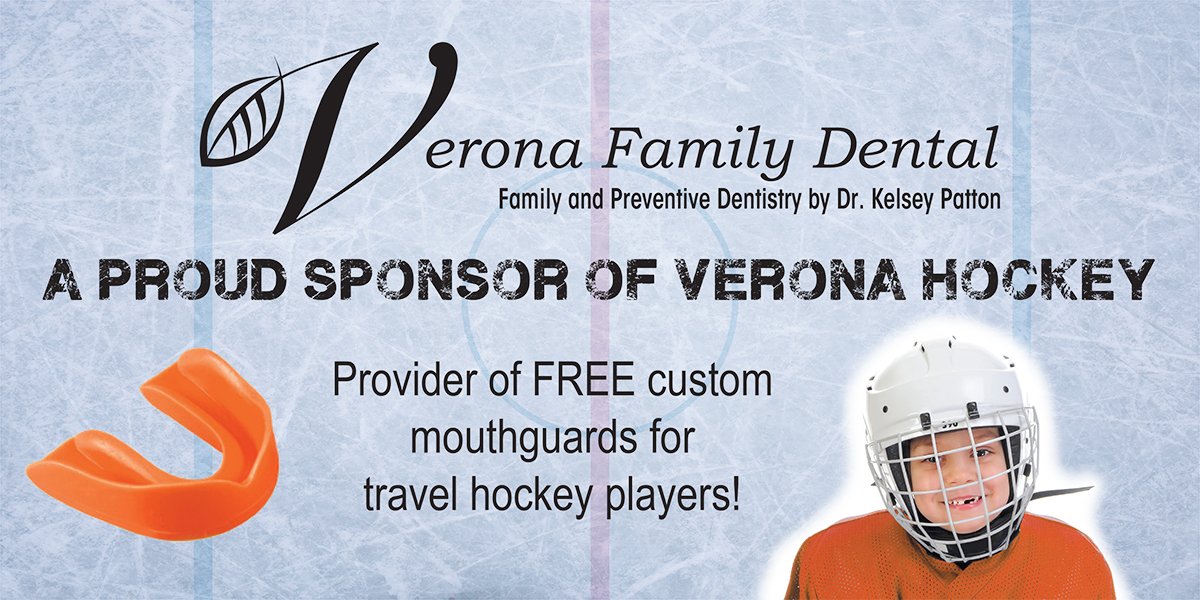 Proud sponsor of Verona hockey