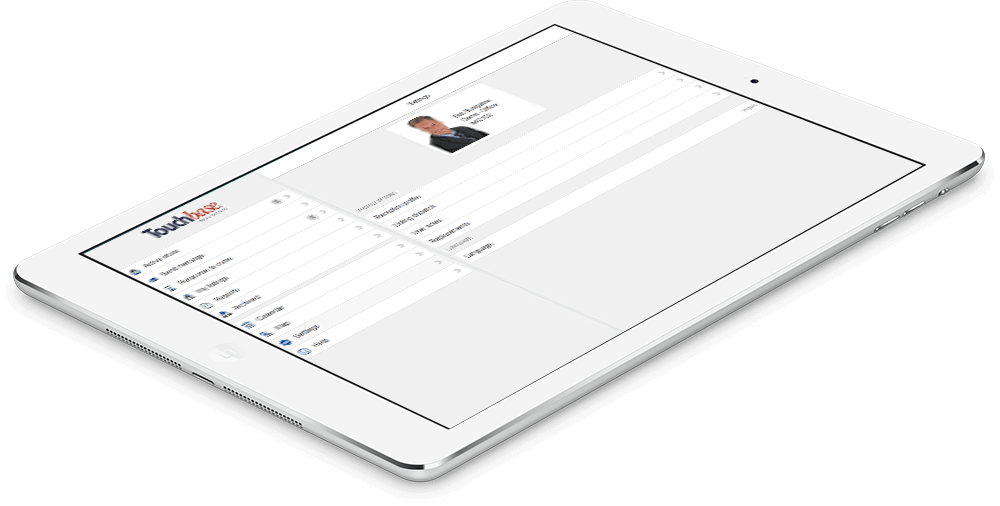 Web responsive tablet
