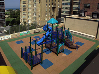Rooftop Playground Canada Project Photo