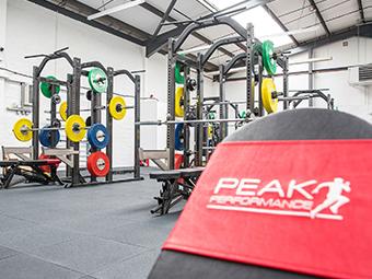 Peak Performance Indigo UK Project Photo