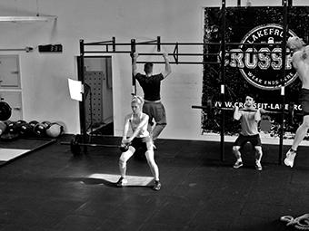 Bernhard Fitness Weiden am See Austria Project Photo