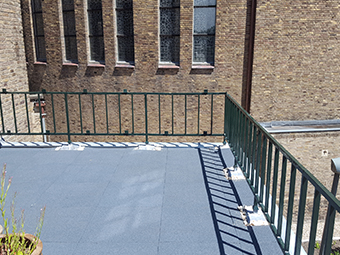 GGZ Roof terrace The netherlands 2 Project Photo