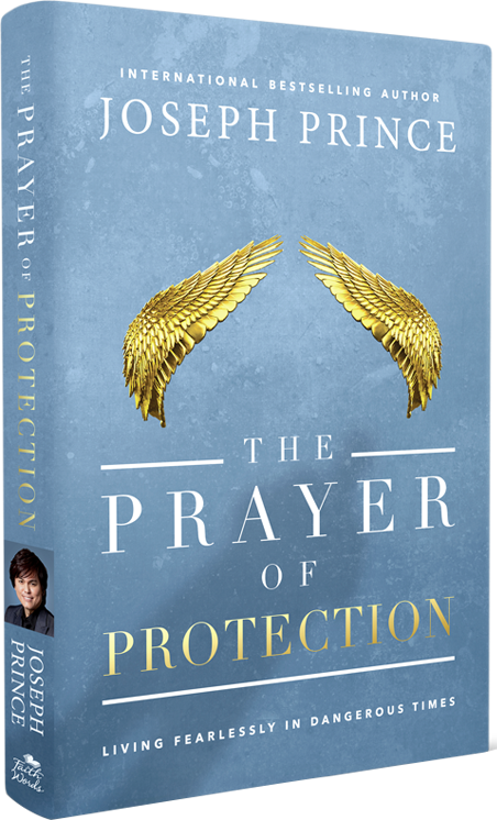 The Prayer of Protection Book and free e-book