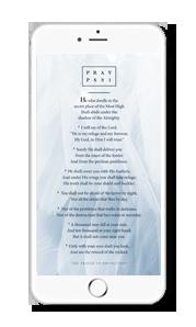 Psalm 91 Mobile Wallpaper