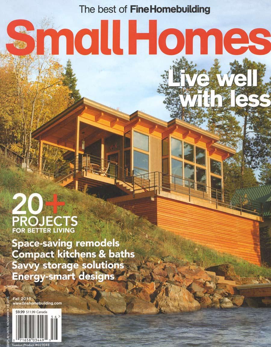 Small Homes magazine