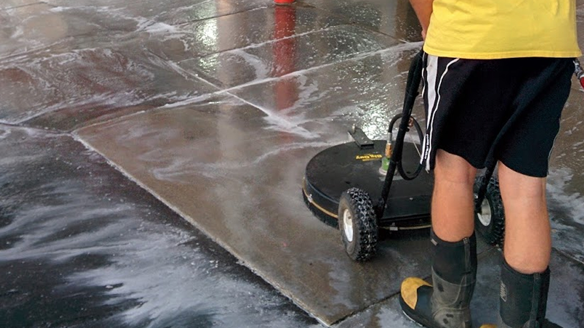 Gta gum removal for Concrete cleaning service
