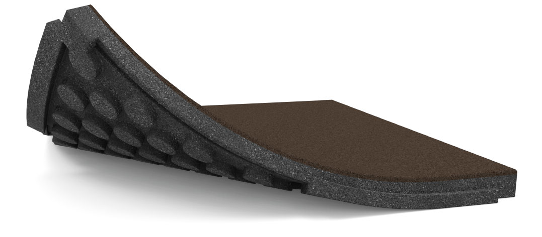duraTrain Plus Series Saddle Brown