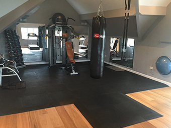 Home Gym Indigo UK Photo