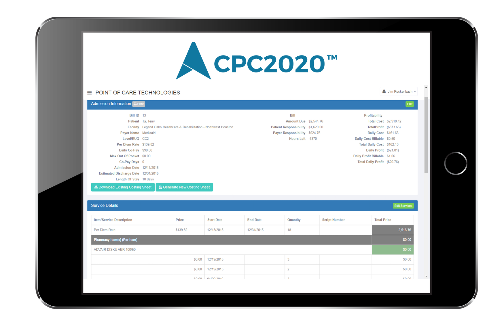 CPC2020™ Software